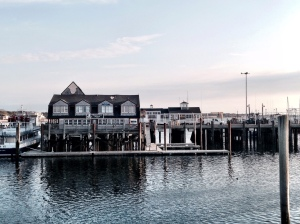 Fisherman's Wharf in Provincetown