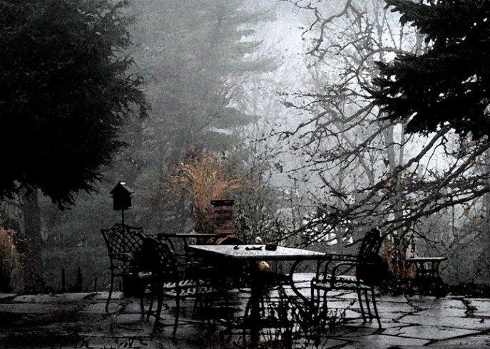 Terrace Mysterioso