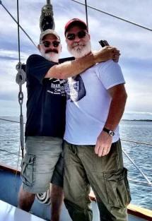 Ollie & John Boat
