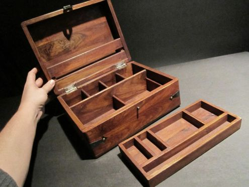 Travel Writing Box